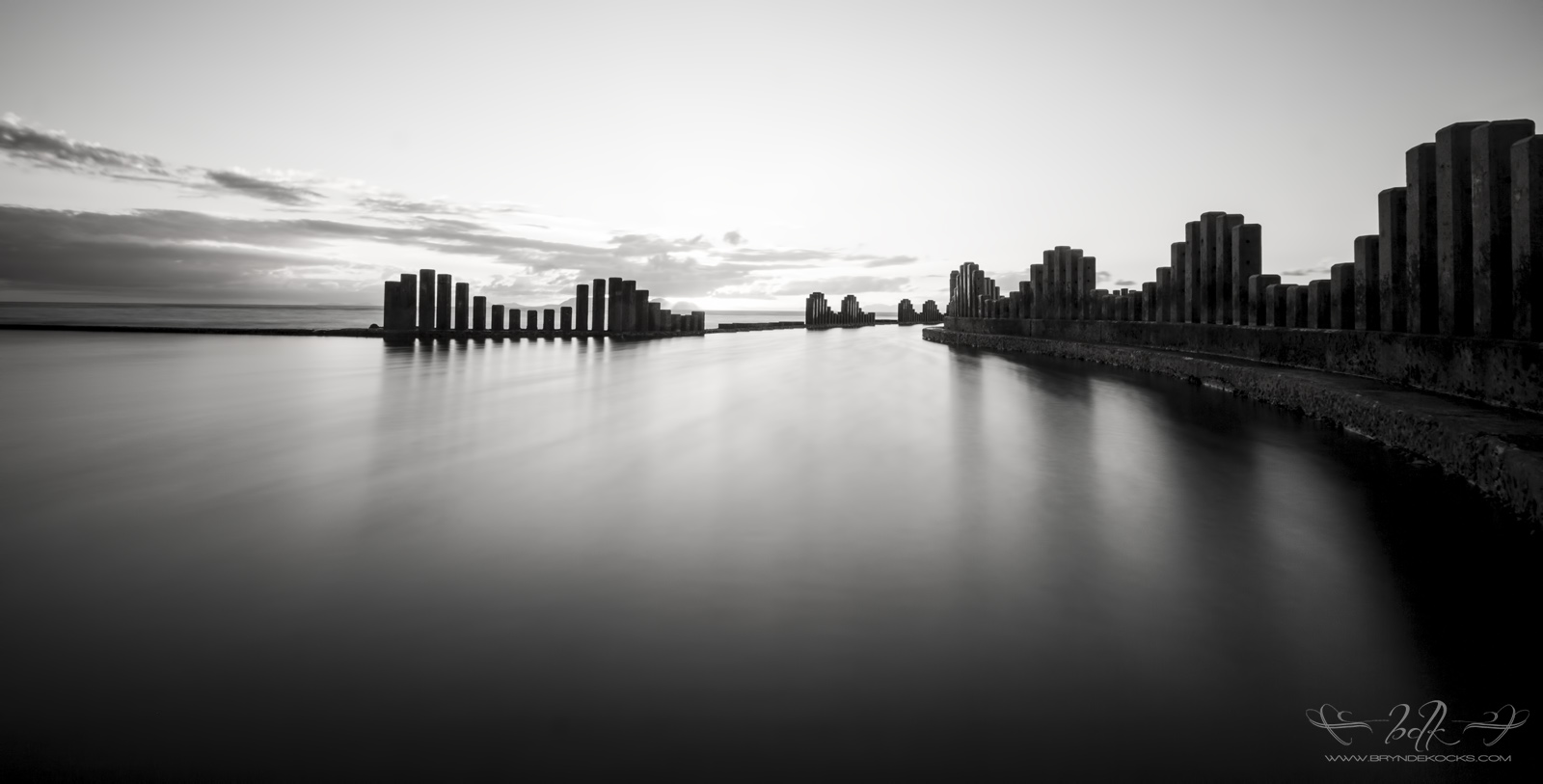 The first attempt with the hoya nd400 nd filter