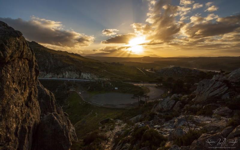 view-point-sunrise