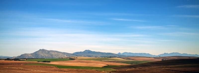 Landscape Overberg