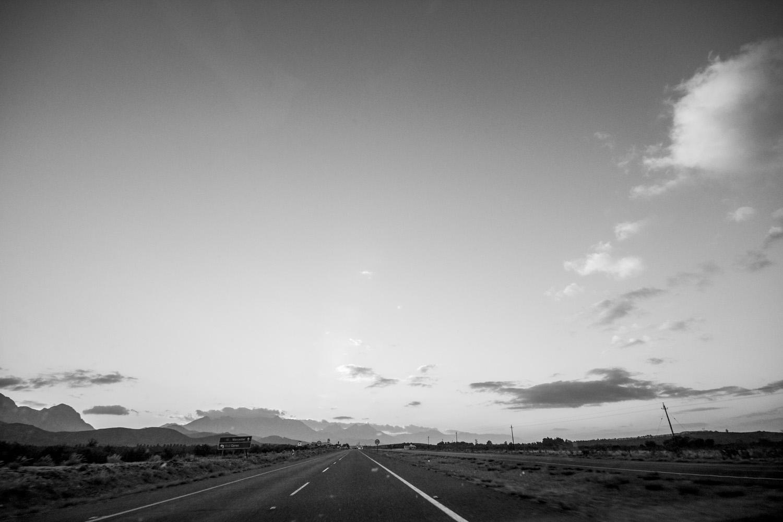 Open roads....