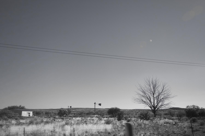 Karoo-road