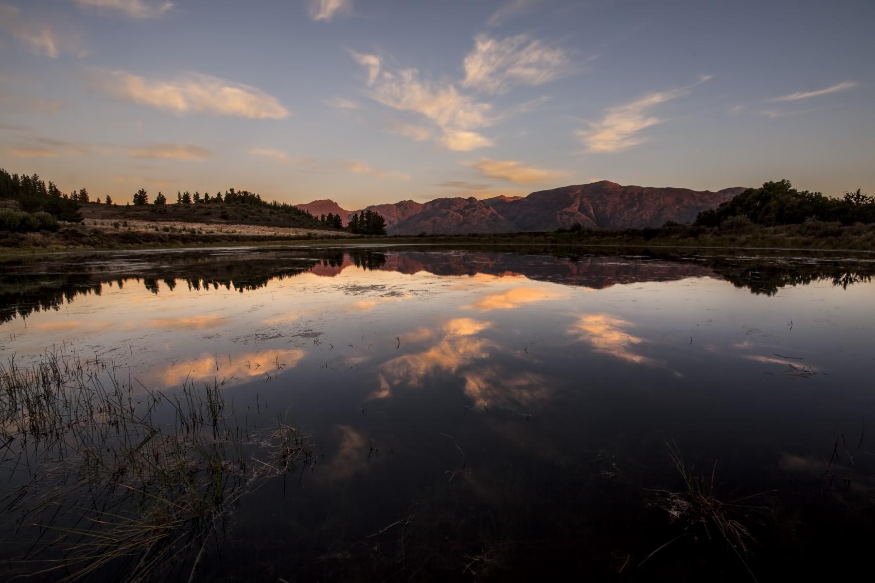 Klondyke-farm-sunset
