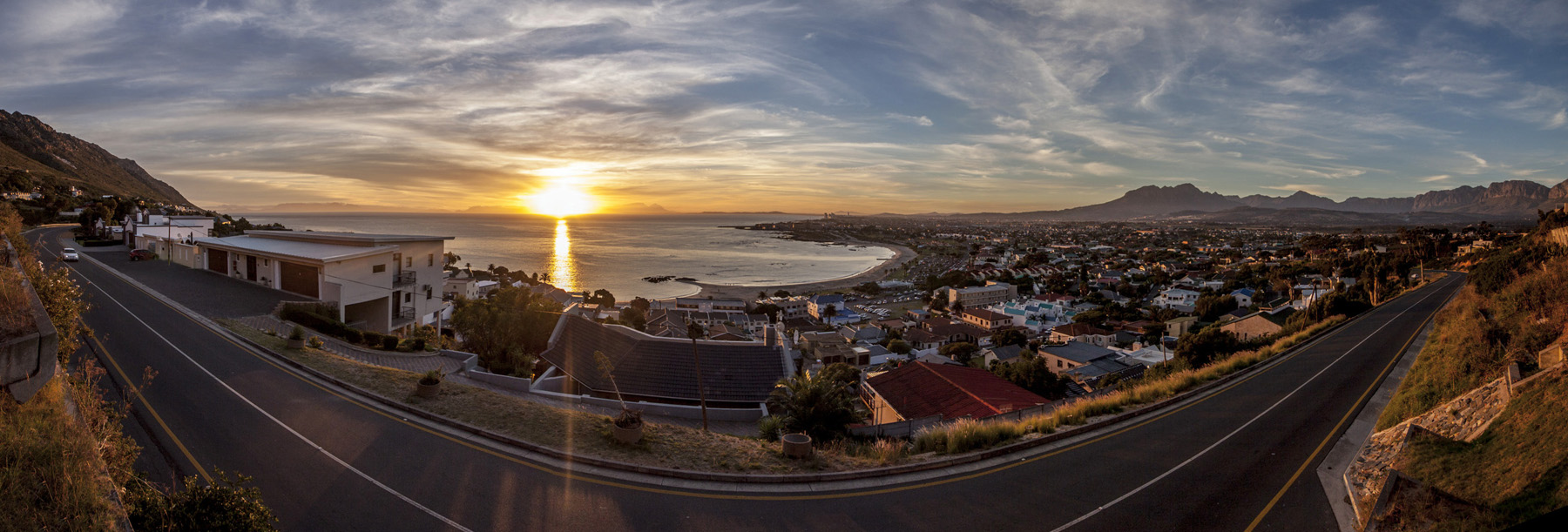 Gordons Bay Panorama