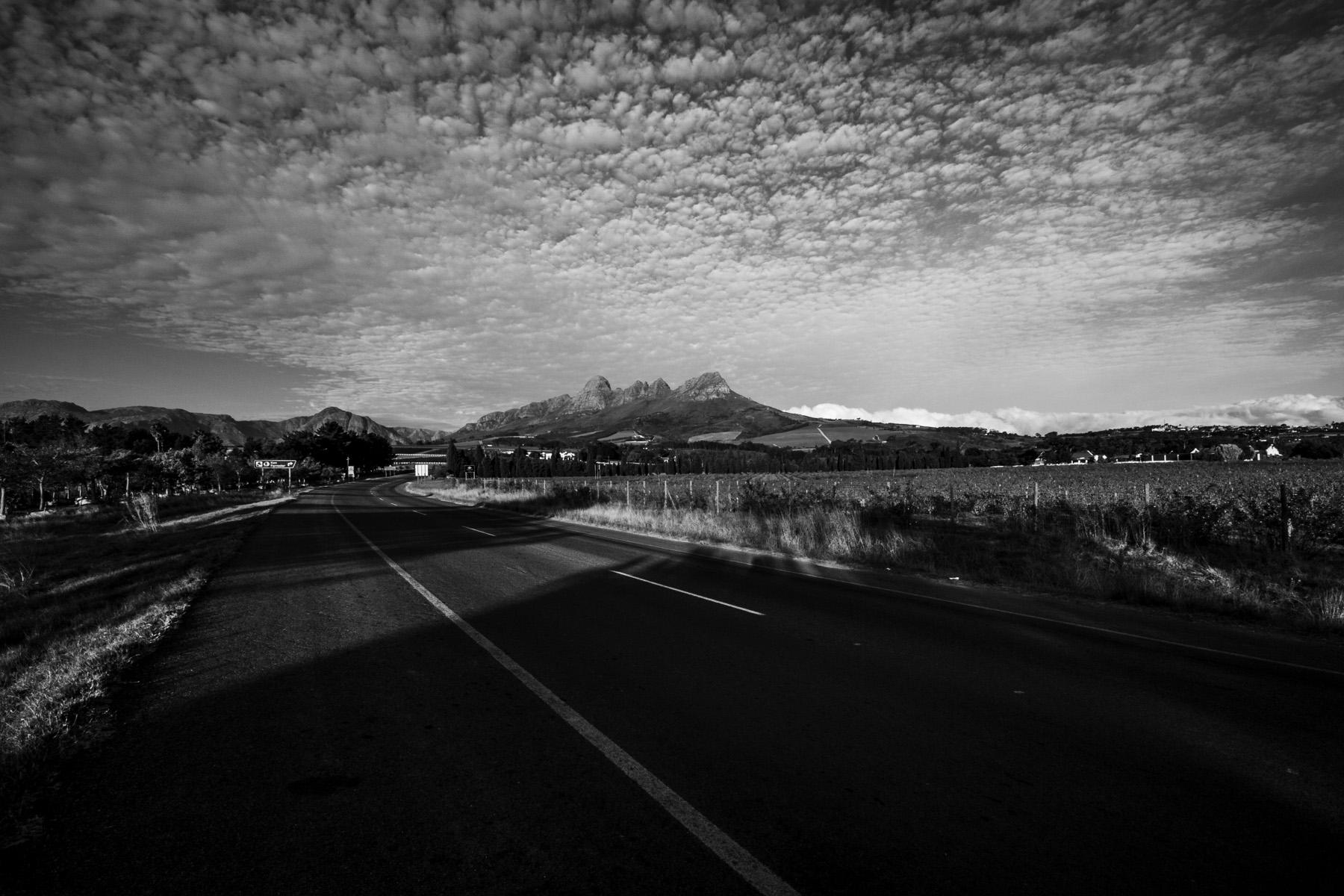 Shadowed Landscape