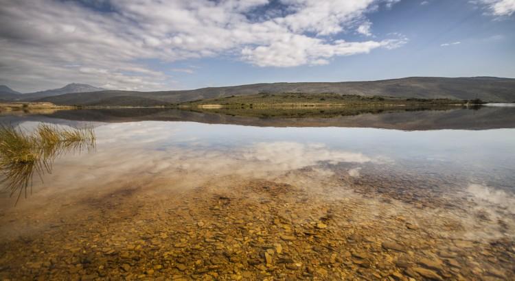 Dam in McGregor