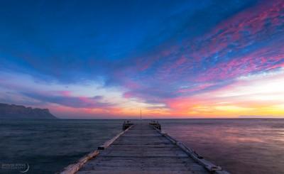 jetty-sunset