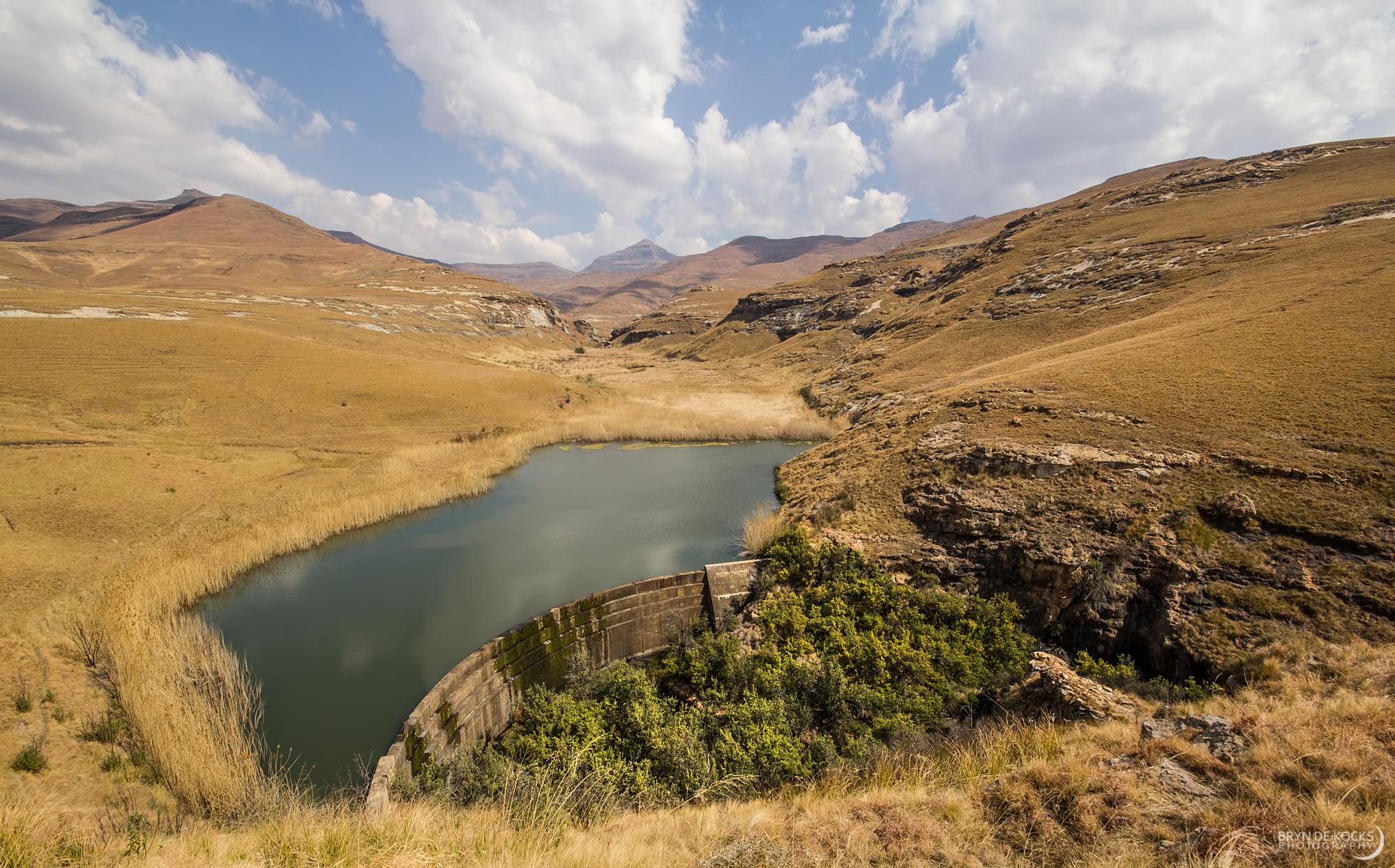 drakensberg-dam