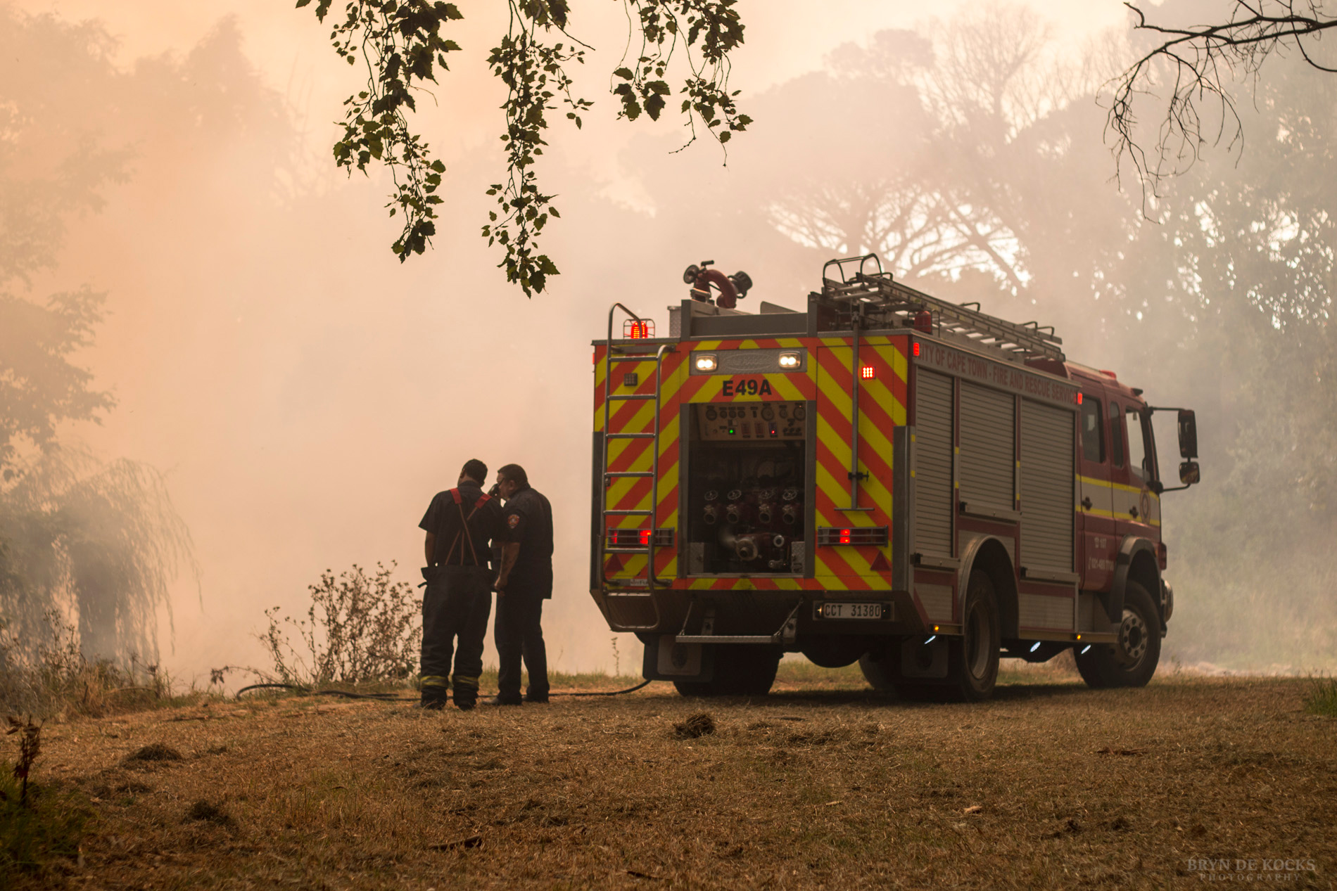 Somerset West Fire Radlof