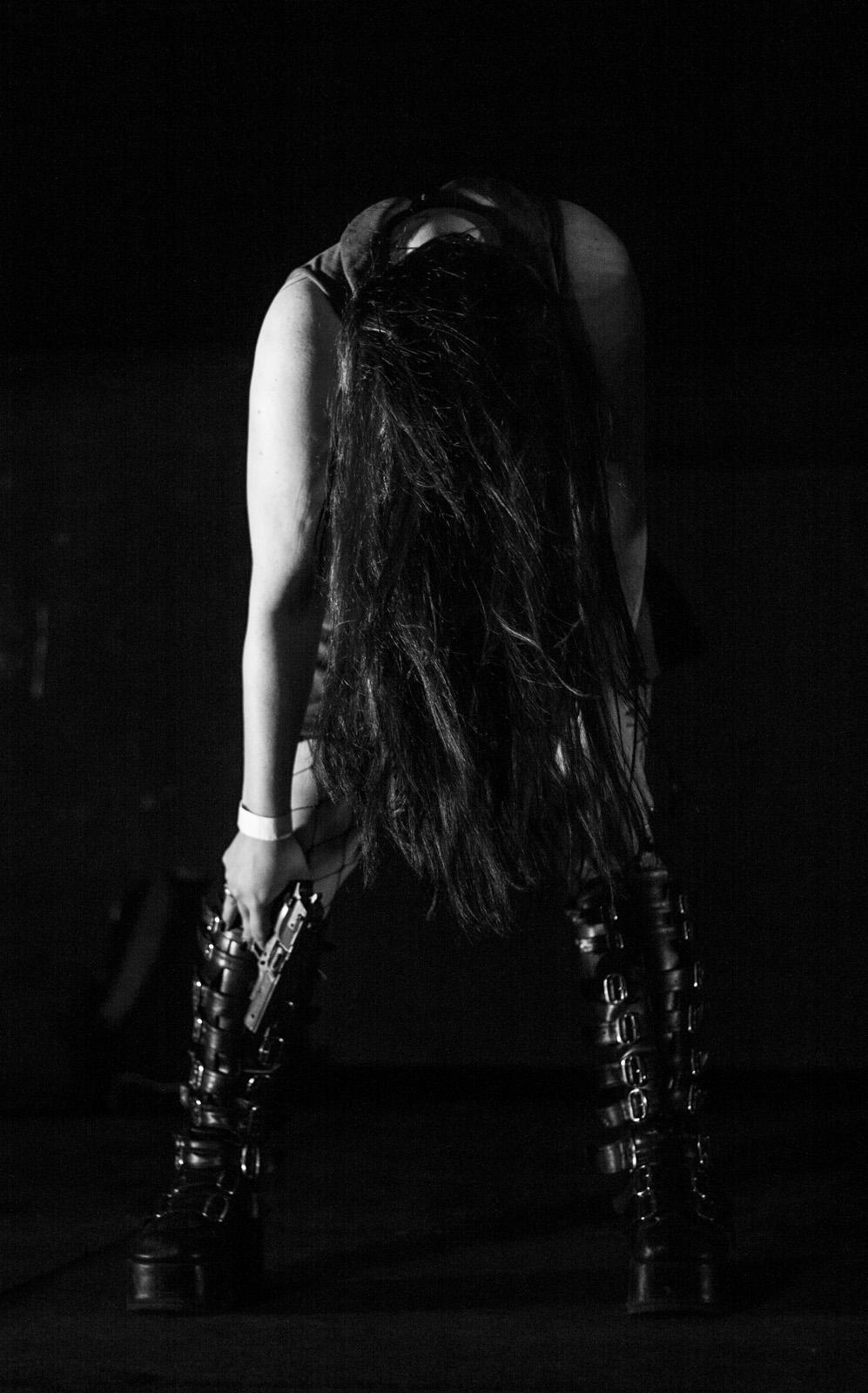 Burlesque Shadow