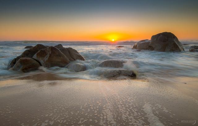 Kogelbaai Seascape