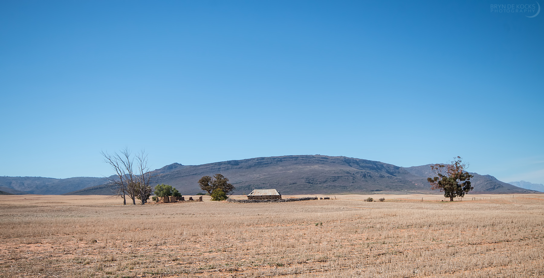 Farm Landscape South Africa
