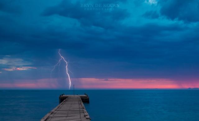lightning strand