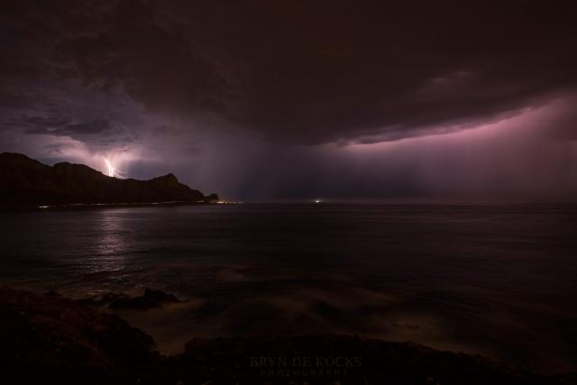 rooi els thunderstorm