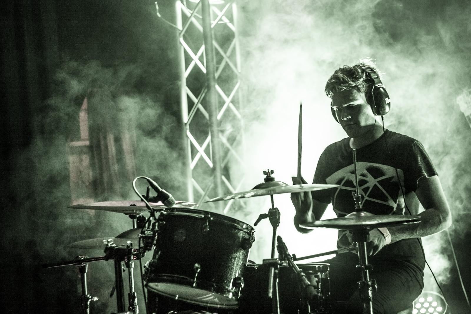 Scott Miller on Drums