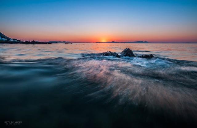 Gordon's Bay Sunset